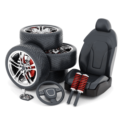 Seat and Tires